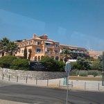 ex residenza di Umberto II, ora albergo
