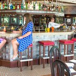 The Octagonal Bar a trendy hangout in Donegal