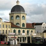 The Dome Cinema and Tea room opposite Worthing pier