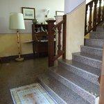 Inside the building - Al Lunario, Sep 9-11 2012