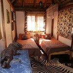 Elephant cabin