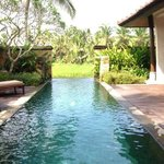 Piscine privé de la Pool villa