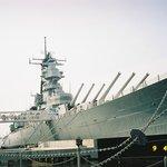 USS Wisconsin  & Hampton Roads Naval Museum