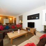 Apt 3 Living Room