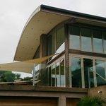 Outlook of the Loft Villa