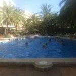 piscina da rinnovare