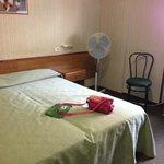 letto stanza matrimoniale