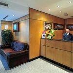 Elite Five Suite Reception