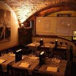 Dinner @ Velvet Underground