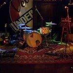 Il palco del Velvet Underground