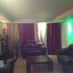 livingroom of LUX room