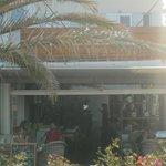 bar at hotel