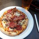 Mini-pizza...
