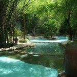 Outdoor Swimmingpool was amazing