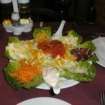 Fabulous salad to share