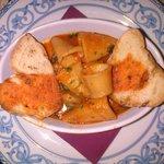 zuppa di calamari in umido