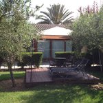 Grand Suite private terrace