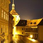 Hotel Residence Agnes  |  Hastalska 19, Praga