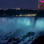 visited Niagara Falls the day the new Royal Baby boy was born!