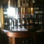 sistema per la mescita del vino,spettacolo!