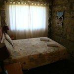 Chalet 10 main bedroom