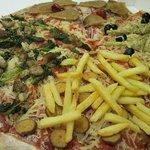pizza Vegan 100%...
