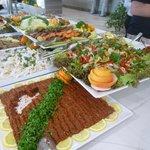 buffets entrées