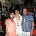Elaine , Elvis , Billy