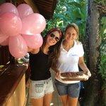 A festa que a Joana me deu no meu aniversario!!!