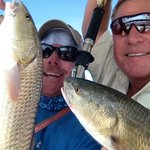 More Redfish!  Tampa Bay all the way!