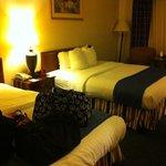 double room #179