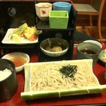 Tsukijiuemura Buckwheat Soba Set