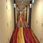 hallway on the 3rd floor