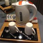 tea making facilities