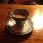 Espresso in Wedgewood!