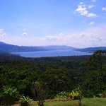 Lake Arenal View from Cabins