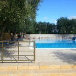 piscina del villaggio