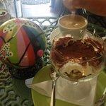 what a delicious Tiramisu, best I´ve had!