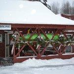 ADK Trading Post, Winter 2012