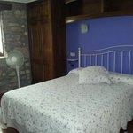 habitacion acogedora y limpia