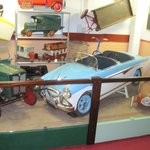 Pedal cars of yesteryear