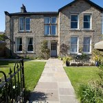 The Manse bed and breakfast in Reeth in the Yorkshire Dales