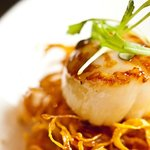 Maple Scallops