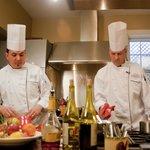Amuse Restaurant Chefs