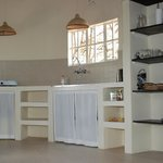All kitchens are equipped with electric cookers, fridge and all necessary kitchen utensils.