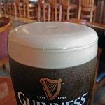 """Terrys """"Glen bar"""" serving Derrys best pint of guinness"""
