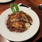 Red Beans and Rice with Blacken Chicken Breast  Tasted awesome