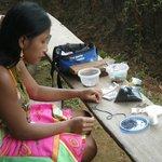 Artesania - Poblado Embera Quera
