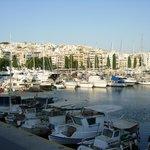 il porto turistico del Pireo