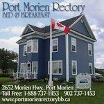 Port Morien Rectory B&B